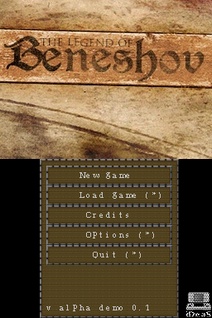 legend of beneshov1