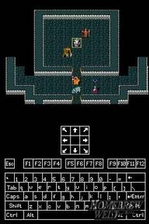 NetHack DS
