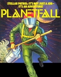 Planetfall box art