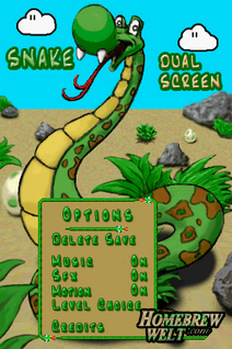 snakedualscreen options