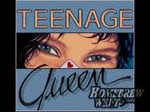 teenagequeen title
